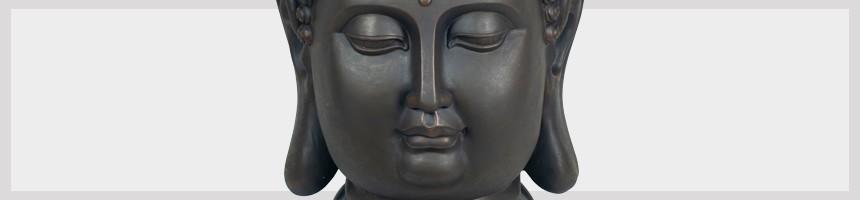 Bouddha statue ZEN | Moines statuette décoration Méditation