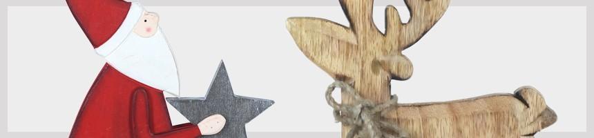 Décoration de Noël | Suspension Crèche Boule Rétro Magie de Noël