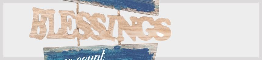 Enseignes en bois | Panneau bois pour décoration murale