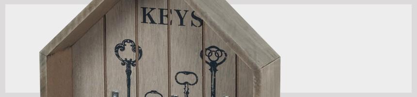 Boîte à clés murale décorative | Armoire à clés design