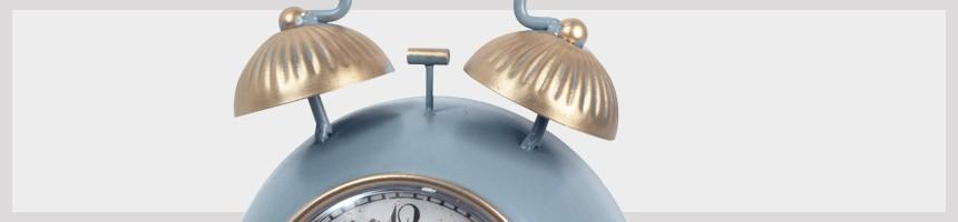 Horloge à poser   Décoration Design Vintage